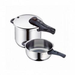 Pressure Cooker Set WMF 6,5L Y 3L PERFECT